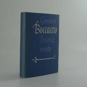 náhled knihy - Fiesolské nymfy