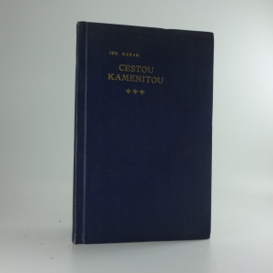 náhled knihy - Cestou kamenitou