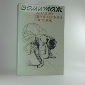 náhled knihy - Ermitaž : Zapadno-Evropejčiskij Risčnok
