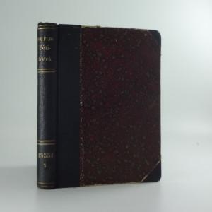 náhled knihy - Pětilístek