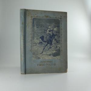 náhled knihy - V moci pouště - kniha dobrodružství a lovů