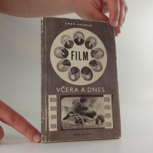 náhled knihy - Film včera a dnes