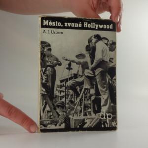 náhled knihy - Město, zvané Hollywood