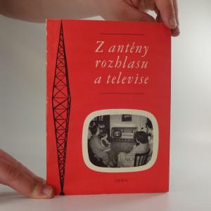 náhled knihy - Z antény rozhlasu a televise