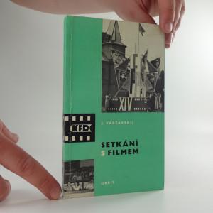 náhled knihy - Setkání s filmem