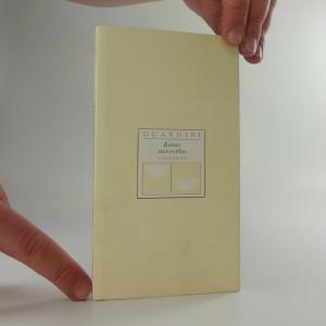 náhled knihy - Konec novověku : pokus o orientaci