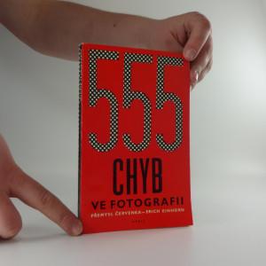 náhled knihy - 555 chyb ve fotografii