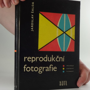 náhled knihy - Reprodukční fotografie, přístroje, zařízení, techniky
