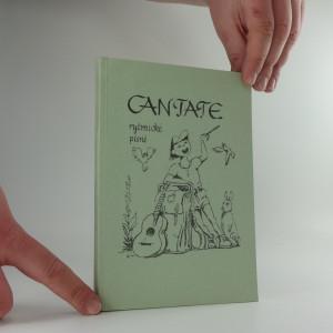 náhled knihy - Cantate, rytmické písně