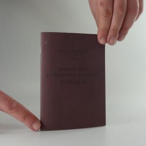 náhled knihy - Sborník písní svatojánské slavnosti Navalis