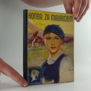 náhled knihy - Honba za Mauriciem - co prožil sběratel známek