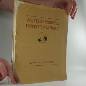 náhled knihy - Dopisy z Ameriky