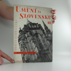 náhled knihy - Umění na Slovensku II.