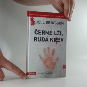 náhled knihy - Černé lži, rudá krev