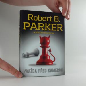 náhled knihy - Vražda před kamerou