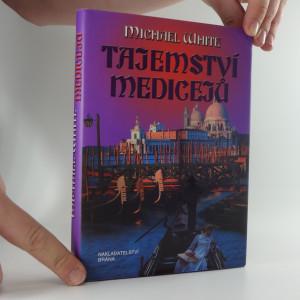 náhled knihy - Tajemství Medicejů