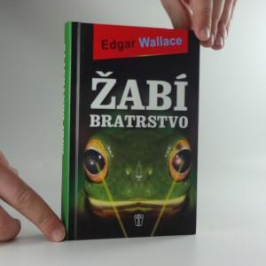 náhled knihy - Žabí bratrstvo