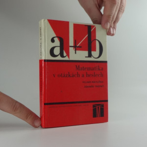 náhled knihy - Matematika v otázkách a heslech