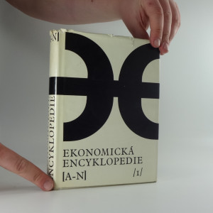 náhled knihy - Ekonomická encyklopedie I-II
