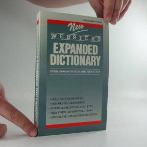 náhled knihy - New expanded websters dictionary