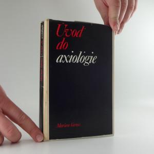náhled knihy - Úvod do axiológie