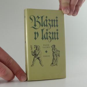 náhled knihy - Blázni v lázni : výbor z básní Hanse Sachse