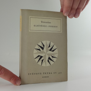 náhled knihy - Kleštěnec - Formio - Světová četba sv. 402
