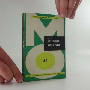 náhled knihy - Matematika hrou i vážně