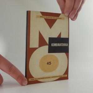 náhled knihy - Kombinatorika - určeno pro účastníky Matematické olympiády