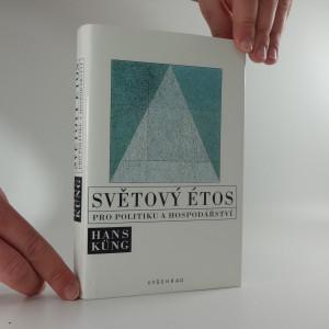 náhled knihy - Světový étos pro politiku a hospodářství