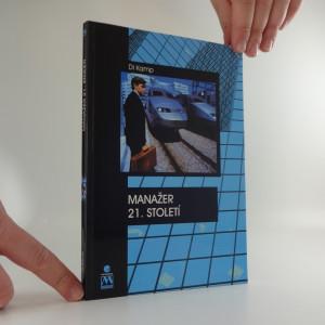 náhled knihy - Manažer 21. století