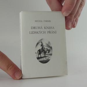 náhled knihy - Kniha lidských přání