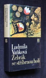 náhled knihy - Žebrák se stříbrnou holí