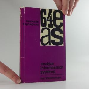 náhled knihy - Analýza informačních systémů