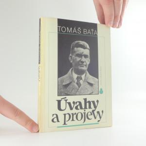 náhled knihy - Úvahy a projevy