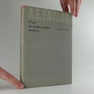 náhled knihy - Úvod do funkcionální analýzy