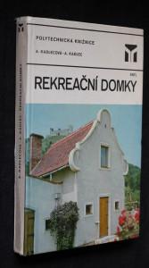 náhled knihy - Rekreační domky