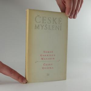 náhled knihy - Česká otázka : snahy a tužby národního obrození, svazek II.