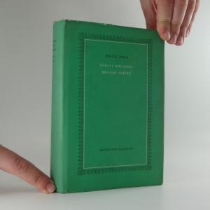 náhled knihy - Štěstí Rougonů; Břicho Paříže