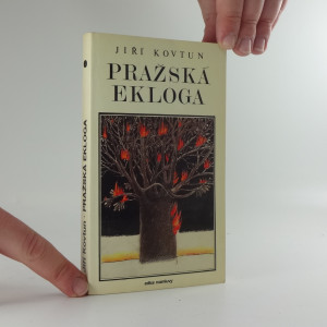 náhled knihy - Pražská ekloga