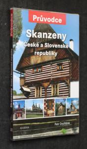 náhled knihy - Skanzeny České a Slovenské republiky