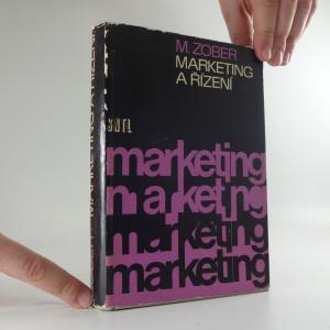 náhled knihy - Marketing a řízení