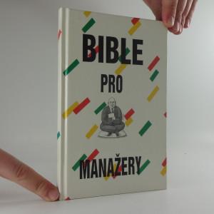 náhled knihy - Bible pro manažery