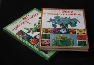 náhled knihy - Péče o pokojové rostliny 1 a 2