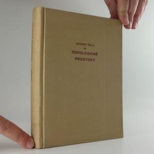 náhled knihy - Topologické prostory : s dodatky
