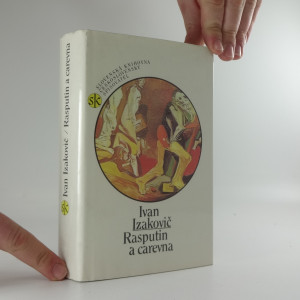 náhled knihy - Rasputin a carevna