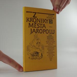 náhled knihy - Z kroniky města Jaropolu