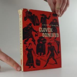 náhled knihy - Člověk odnikud : humoristický román