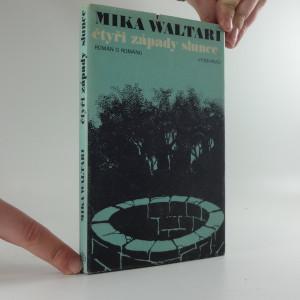 náhled knihy - Čtyři západy slunce - román o románu