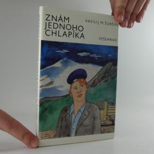náhled knihy - Znám jednoho chlapíka